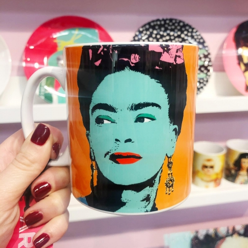 Frida - unique mug by Wallace Elizabeth