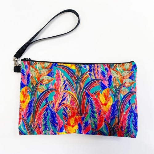 Tropic Exotic - pretty makeup bag by Chloe Taylor