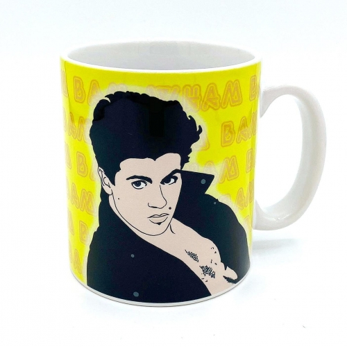 Wham Bam! - unique mug by Bite Your Granny