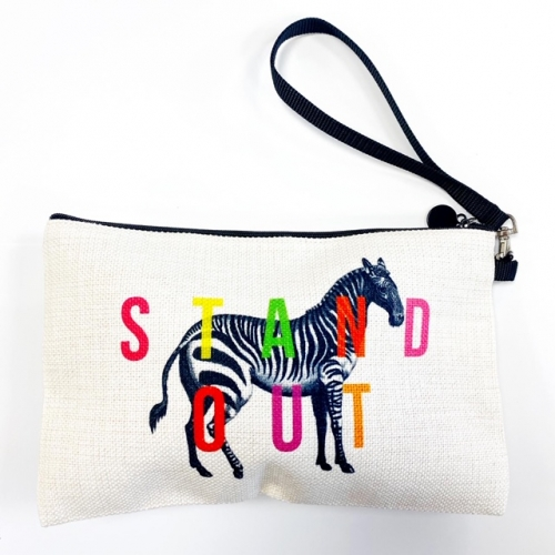Stand Out - pretty makeup bag by The 13 Prints