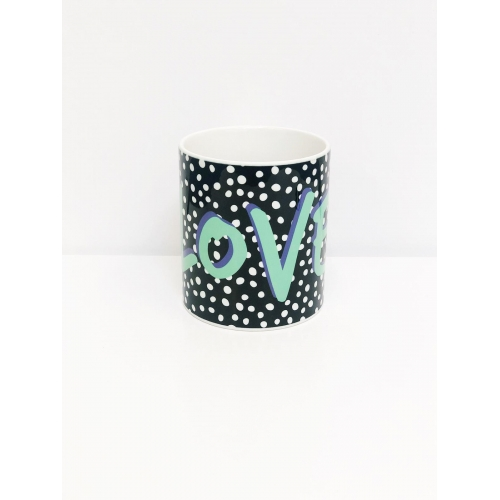 LOVE Print - unique mug by The 13 Prints