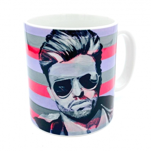 George - unique mug by Kirstie Taylor