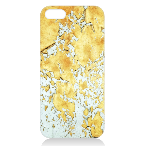 Gold - unique phone case by Uma Prabhakar Gokhale