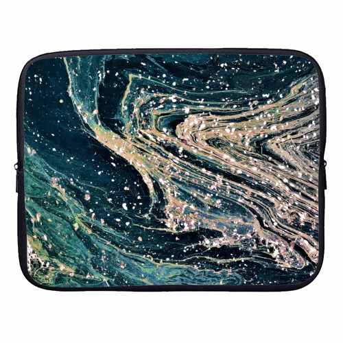 Possible - designer laptop sleeve by Uma Prabhakar Gokhale