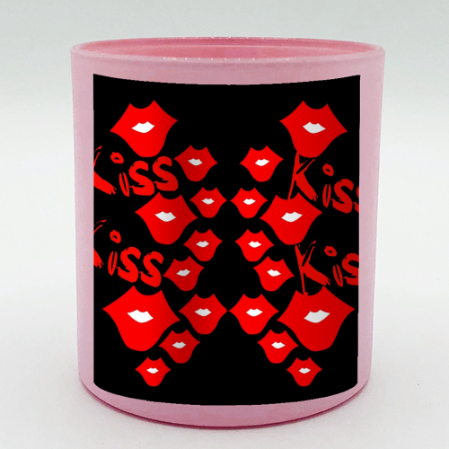 Kiss Kiss - Candle by Jayne Kemish