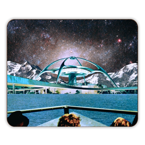 Out Of Here - photo placemat by taudalpoi