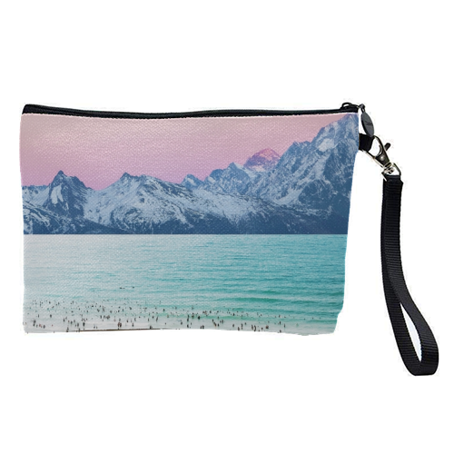 The Island - pretty makeup bag by Uma Prabhakar Gokhale