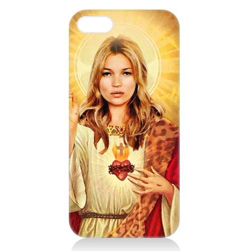 FASHION ICON - unique phone case by Wallace Elizabeth