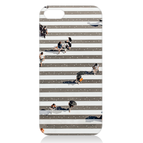 Rain Crossing - unique phone case by Uma Prabhakar Gokhale