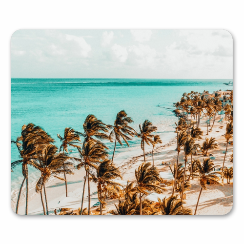 Beach Life - personalised mouse mat by Uma Prabhakar Gokhale