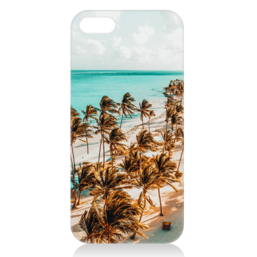 Beach Life - unique phone case by Uma Prabhakar Gokhale