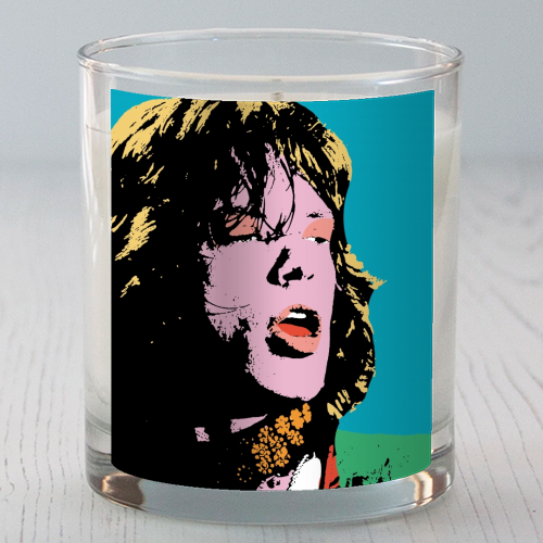 Mick - Candle by Wallace Elizabeth