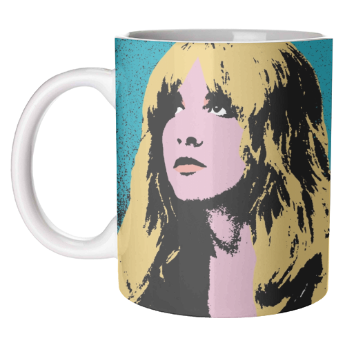 Stevie - unique mug by Wallace Elizabeth