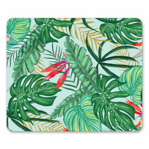 The Tropics III - personalised mouse mat by Uma Prabhakar Gokhale