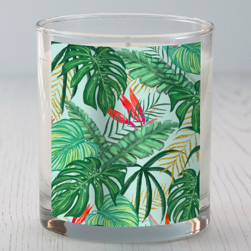 The Tropics III - Candle by Uma Prabhakar Gokhale