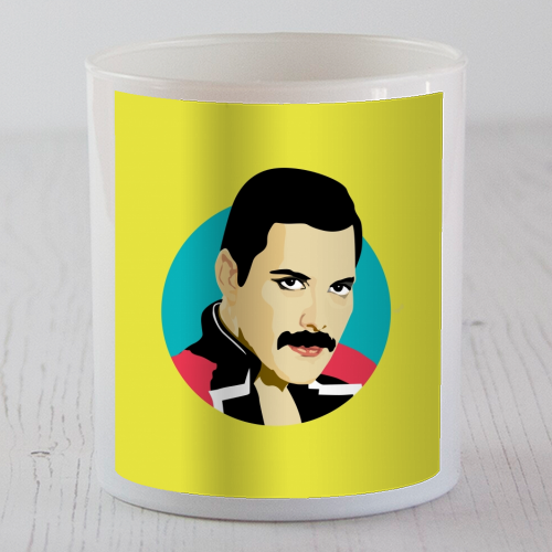 Freddie Mercury - Candle by SABI KOZ
