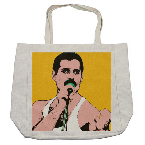 Fandango - cool beach bag by Wallace Elizabeth