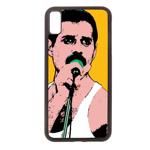 Fandango - Rubber phone case by Wallace Elizabeth