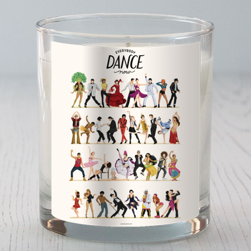 Everybody Dance Now - Candle by Nour Tohme