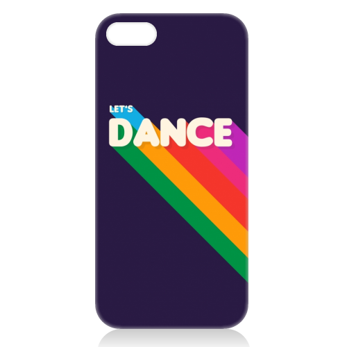 "LET""S DANCE - unique phone case by Ania Wieclaw"