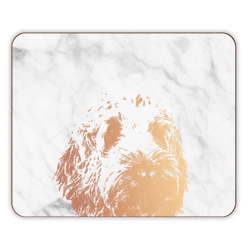 COCKAPOO - photo placemat by Wallace Elizabeth