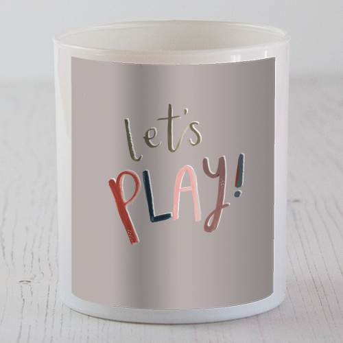 let's play - Candle by lauradidthis