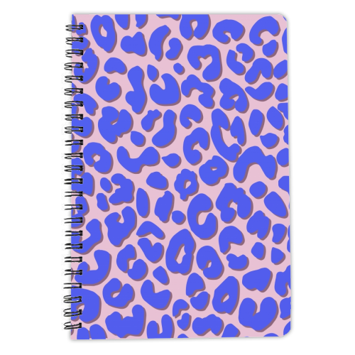 Cheetah Print - designed notebook by Brutus & Barbie