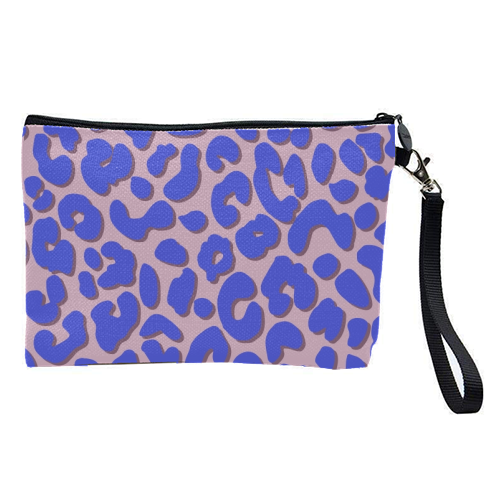 Cheetah Print - pretty makeup bag by Brutus & Barbie
