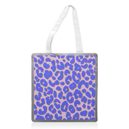 Cheetah Print - printed tote bag by Brutus & Barbie