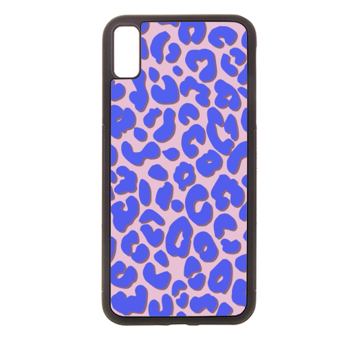 Cheetah Print - Rubber phone case by Brutus & Barbie