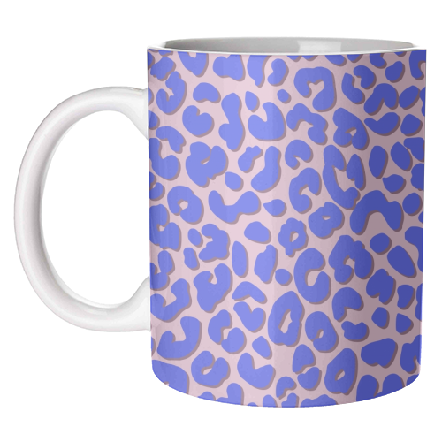 Cheetah Print - unique mug by Brutus & Barbie