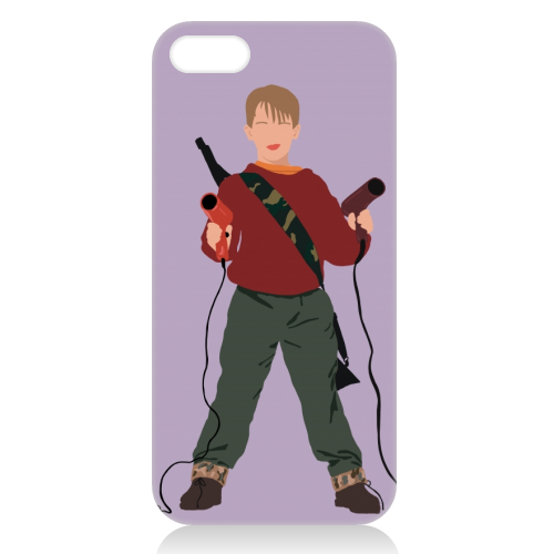 Kevin McCallister - unique phone case by Cheryl Boland