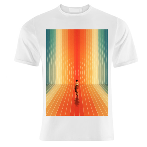 70s Summer Vibes - unique t shirt by taudalpoi