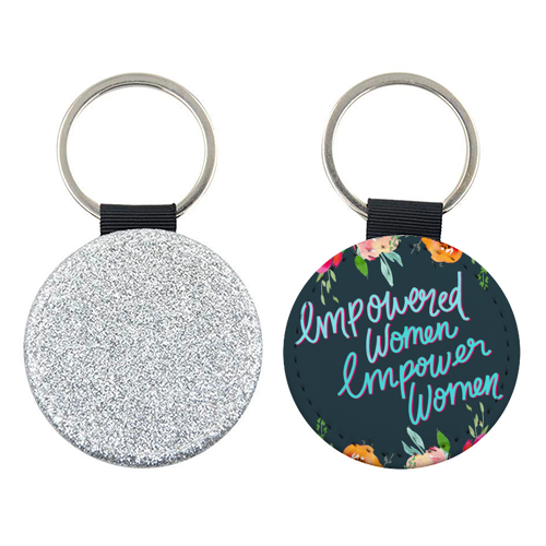 Empowered Women, Empower Women - personalised picture keyring by Hollie Mills