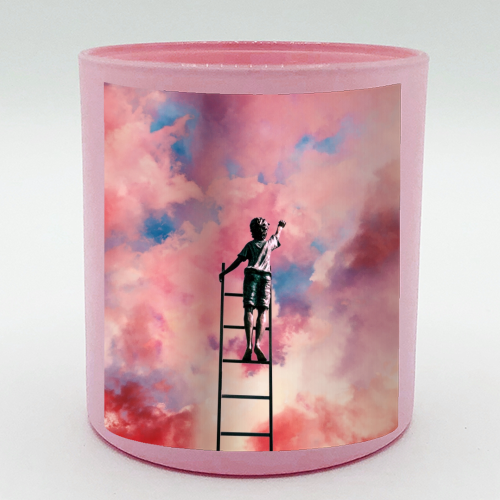Cloud Painter - Candle by taudalpoi