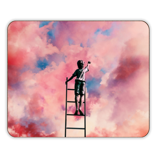 Cloud Painter - photo placemat by taudalpoi