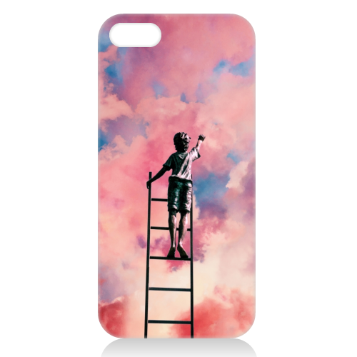 Cloud Painter - unique phone case by taudalpoi