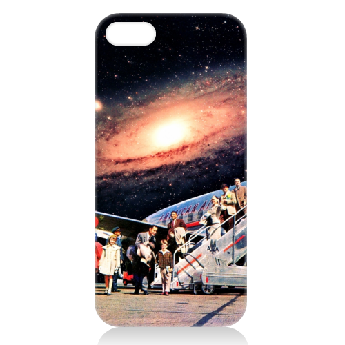 Just Arrived From Space - unique phone case by taudalpoi
