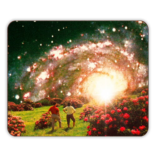 Galactic Botanical Gardens - photo placemat by taudalpoi