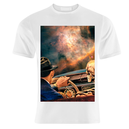 Space Riders! - unique t shirt by taudalpoi