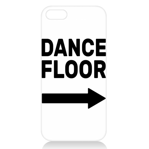 Dance Floor (right) - unique phone case by The Native State