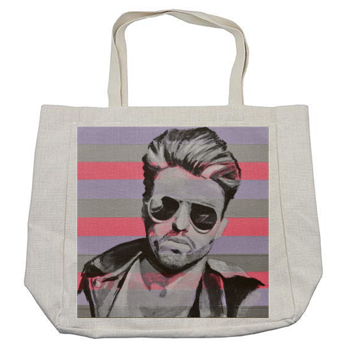 George - cool beach bag by Kirstie Taylor