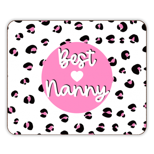 Best Nanny - photo placemat by Adam Regester
