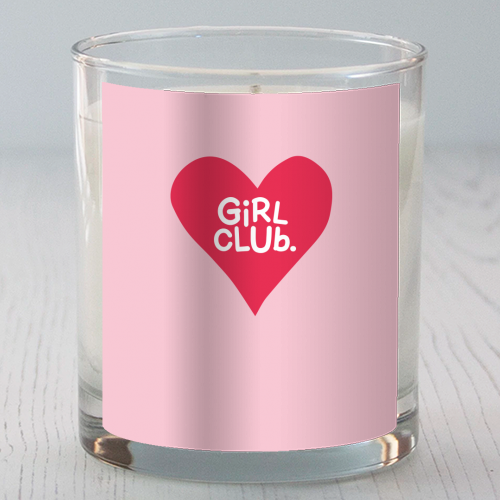 GIRL CLUB - Candle by The Boy and the Bear