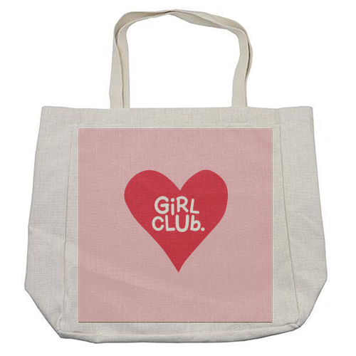 GIRL CLUB - cool beach bag by The Boy and the Bear