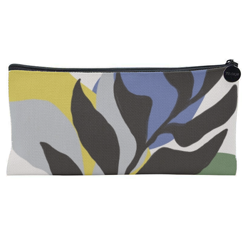 Leaf Fall - unique pencil case by Squiggle&Splodge