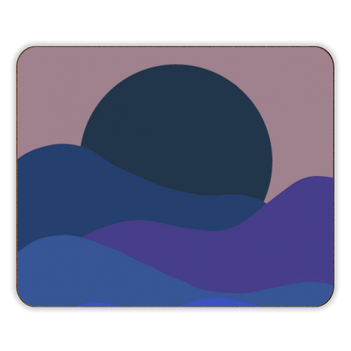 Desert Sunset - photo placemat by Squiggle&Splodge