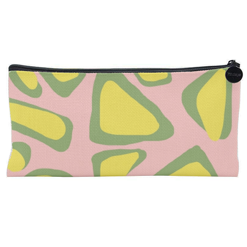 Summer Sweet - unique pencil case by Squiggle&Splodge