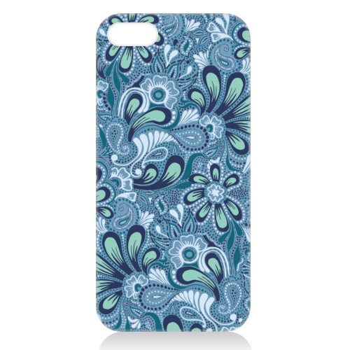Burst of Spring - unique phone case by Julia Barstow