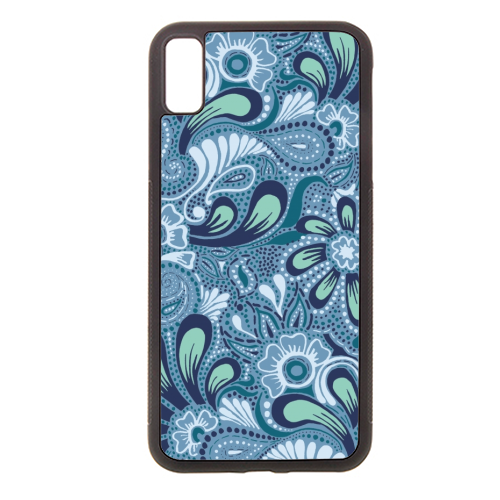 Burst of Spring - Rubber phone case by Julia Barstow
